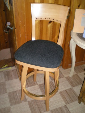 Maple Bar Stool