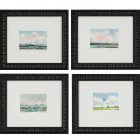 On the River I, II, III, & IV (Priced Separately)