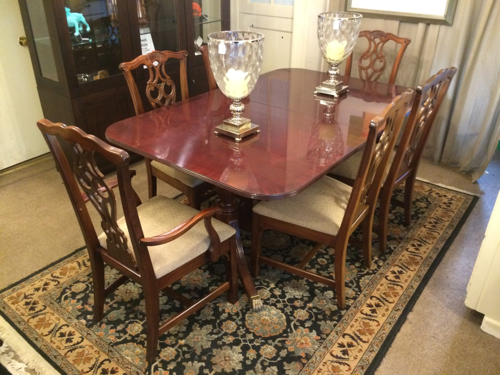 Henredon Dining Room Set - ToBuyPropertyinSpain.com