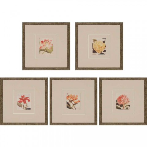 Blooms I, II, III, IV & V (Priced Separately)