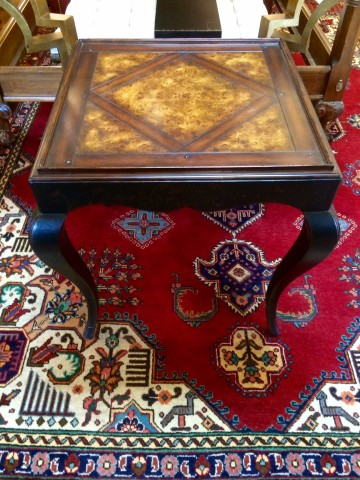 Baker Milling Road Rococo Side Table