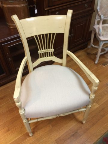 Baker Milling Road Spindle Back Dining Chairs, Set of Six
