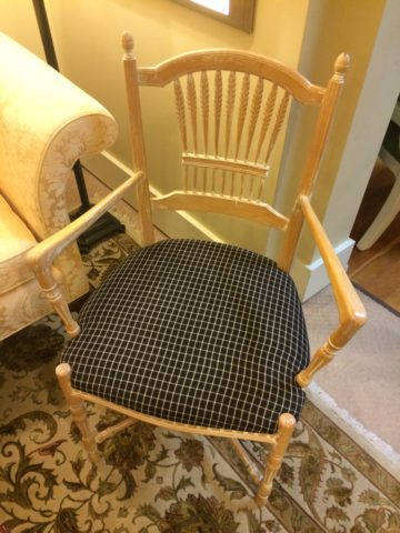 Century Dining Chairs, Set of Eight