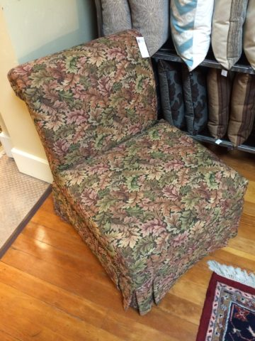 Henredon Slipper Chair