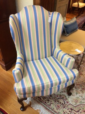 Drexel Wingback Chair