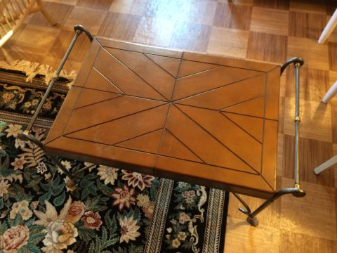 LaBarge Cocktail Table