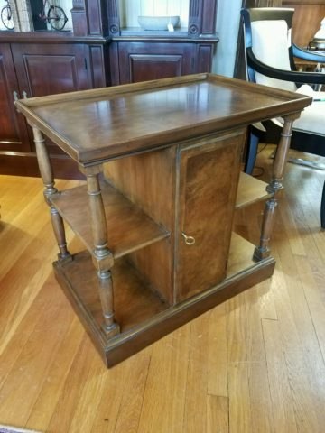 Baker Library Table