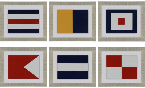 Nautical Signals (Priced Separately)