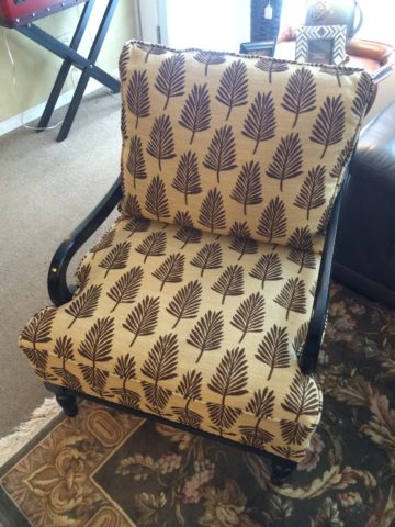 Miles Talbott Arm Chair