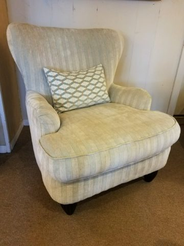 Cisco Club Chair