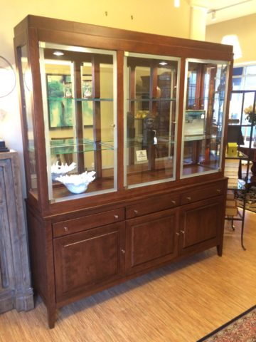 Canadel China Cabinet