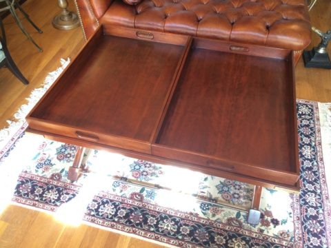 Ralph Lauren Cocktail Tray Table