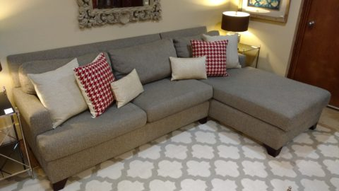 Baker Two-Piece Sectional