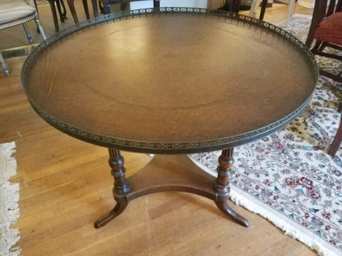 Theodore Alexander Lamp Table