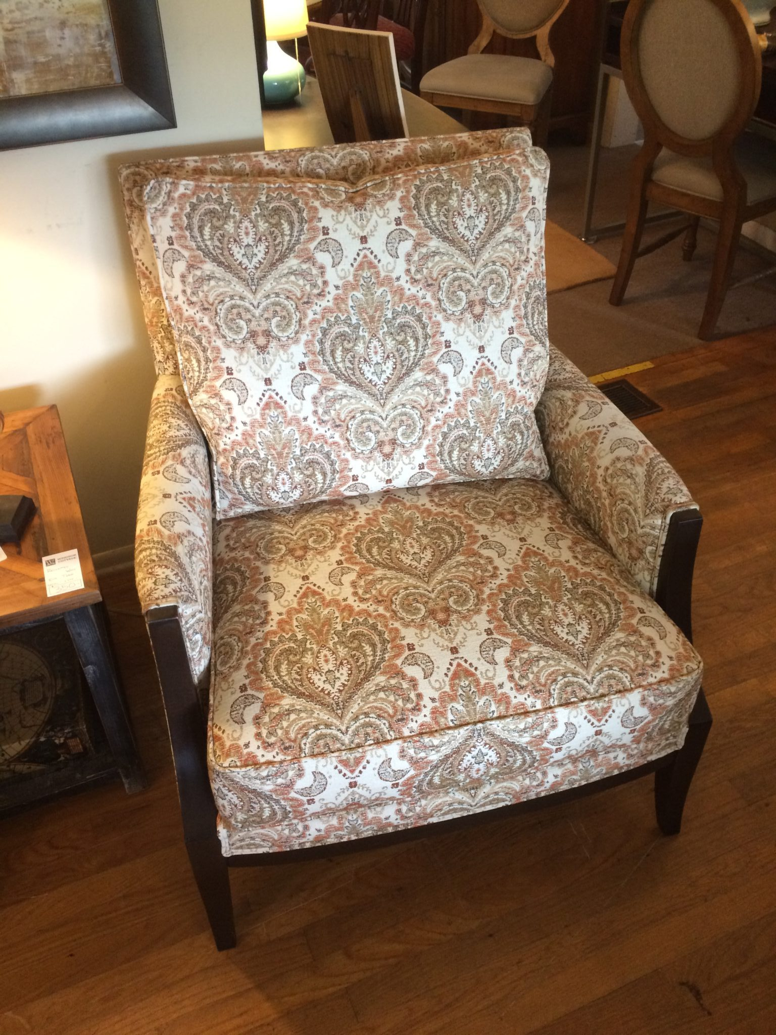 Ethan Allen Grayson Club Chair