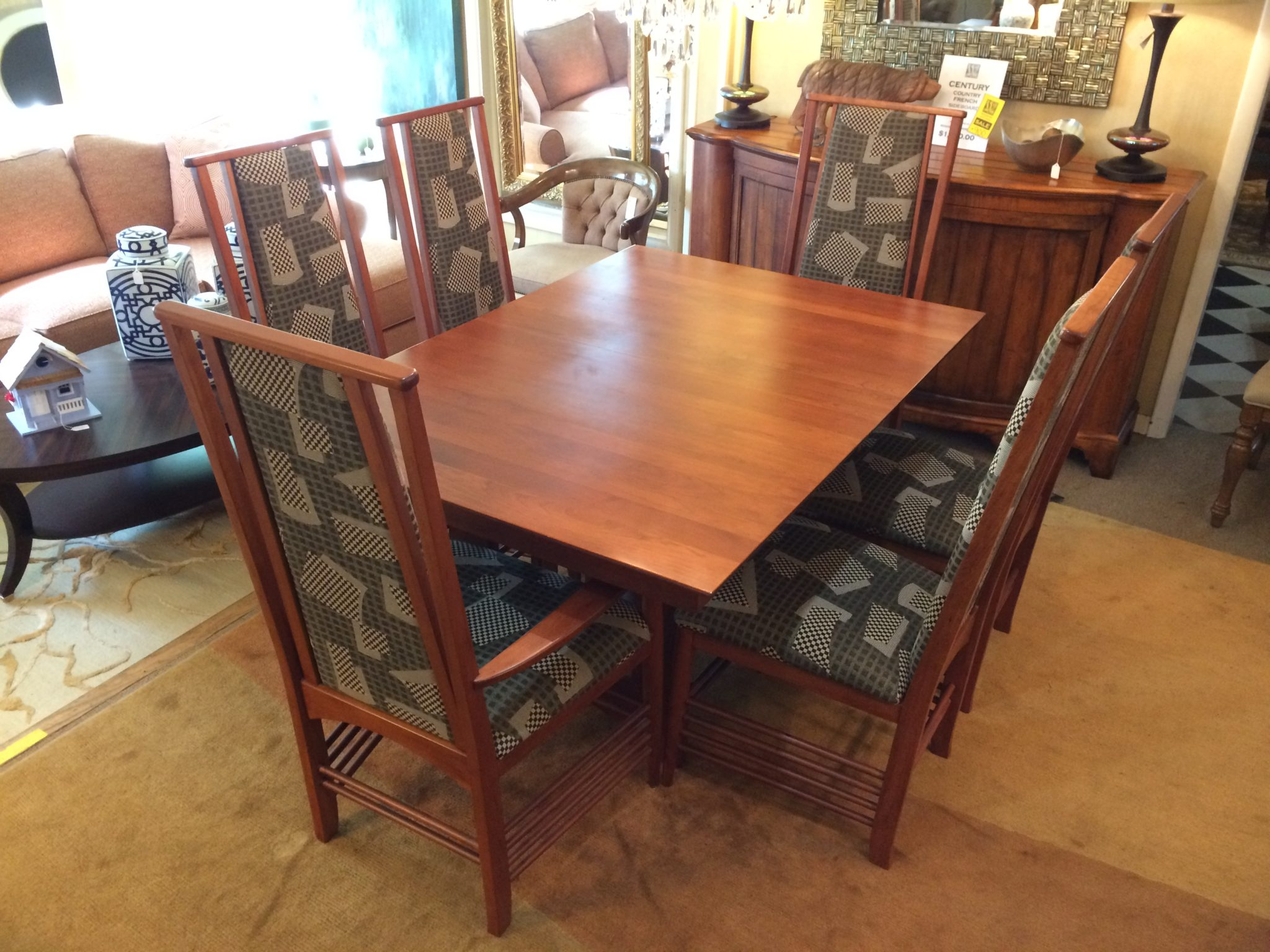 Charmant Canal Dover Dining Table With Six Chairs | Windsor Cottage | Windsor Cottage